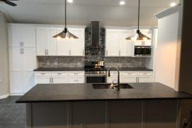 Open Concept Kitchen – Lewisville